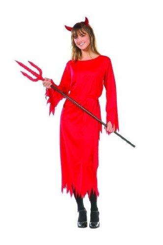 RG Costumes Classic Devil Girl Teen Costume, Standard -