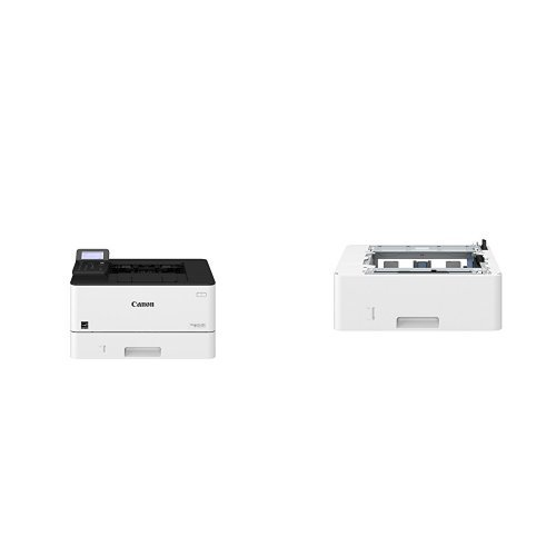 Canon imageCLASS LBP214dw Monochrome Laser Printer with Scanner Copier & Fax with additional paper tray for MF424DW, MF426DW, and (Canon Copy Tray)