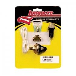 Longacre 40250 Gagelite Fuel Pressure Adjustable Warning Light Kit