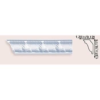 Cheap Discount Decorative Crown Molding Styrofoam M-13 Set of 4
