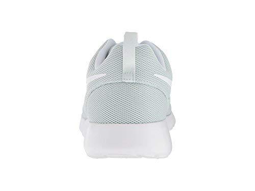 Galleon - NIKE Women s Roshe One Fiberglass White Nylon Running Shoes 6 (B)  M US 6b9c04e89