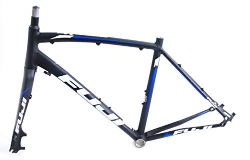 Fuji Sportif 1.0 54cm Aluminum CX Cyclocross Road Bike Frameset + Fork 700c New