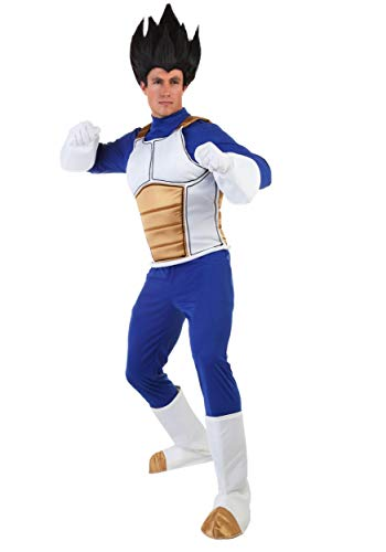 Adult Vegeta Costume Large