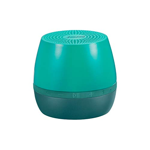 JAM Classic 2.0 Wireless Bluetooth Speaker, Use as Speakerphone, Works with iPhone, Android, Tablets, Notebooks, Laptops, iPad, Rechargeable Battery, Small Portable Speaker, HX-P190GR Green