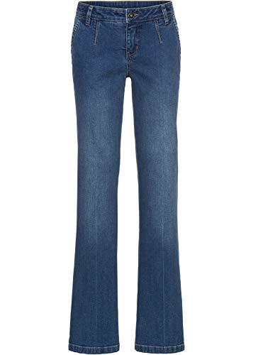 Versandhaus Blu Taglio Largo Donna Jeans rqprXTSwC