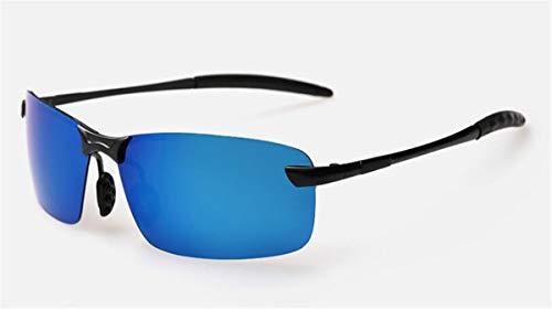 Gafas A Accesorios Gafas B Hombre Gafas de Gafas de KOMNY conducción Sol Sol Sol Gafas Gafas Hombres polarizadas Espejo de Viaje de xgTnR6C
