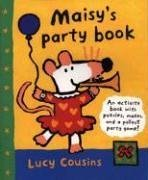 Maisy's Party Book: An Activity Book with puzzles, mazes, and a press-out party game ()