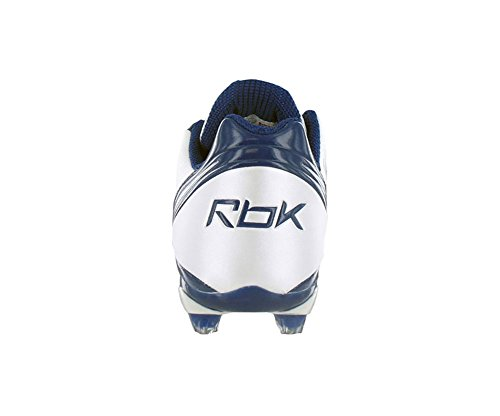 White Dark Speed Cleat Low Burner Football NFL Royal Mens Reebok 4nqW06q