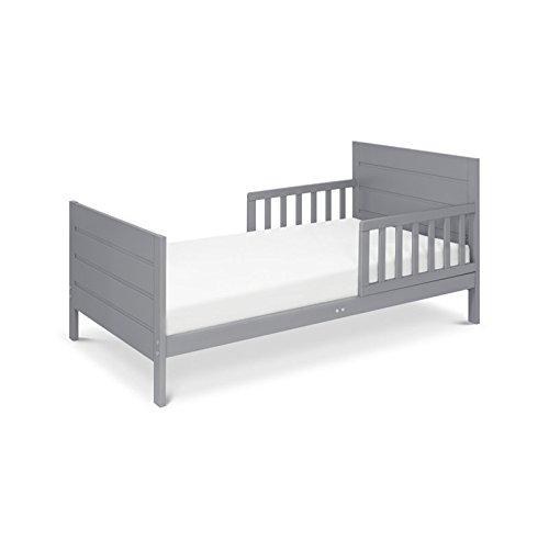 DaVinci Modena Toddler Bed, Grey
