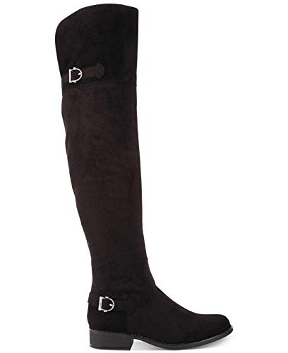 American Rag Black Mico Femmes Bottes v18qUH1
