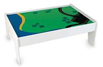 Charmant Playtable For Train Sets   White