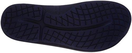 Flip Oofos Scuro Blu Colore Nero Flop Hq8BdC