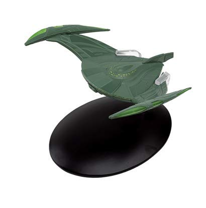 - Eaglemoss Hero Collector - Romulan Bird-of-Prey