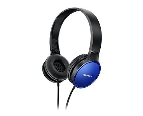 Panasonic RP-HF300GC-A Headphones (Blue)