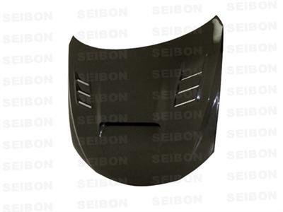Cw Sti Seibon Carbon (Seibon Carbon Fiber CW-Style Hood Subaru WRX STI 08-09)
