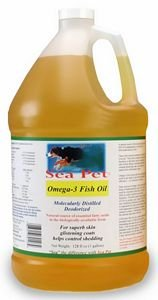 Sea Pet Omega Pure Fish Oil (1 Gallon)