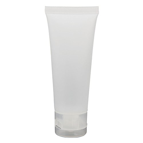 Clearance Sale!UMFun Empty Tubes Cosmetic Cream Travel Lotion Containers Bottle 100ML (50ML)]()
