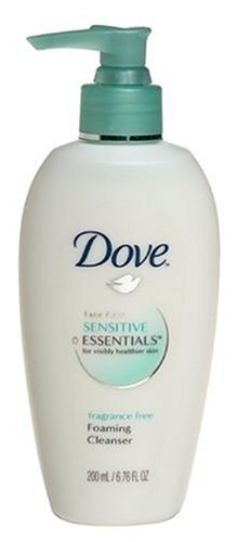 Dove Face Cleanser - 2