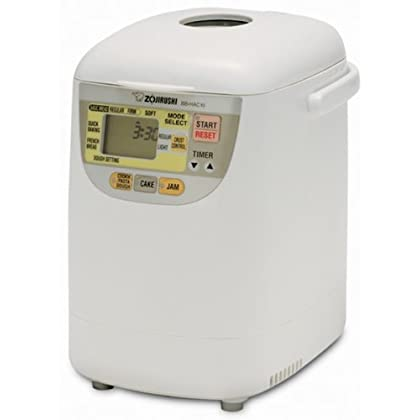 Image of Home and Kitchen Zojirushi BB-HAC10 Home Bakery 1-Pound-Loaf Programmable Mini Breadmaker