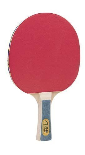 New Stiga Kontra Table Tennis Bat Pimple Surface Ping Pong Ittf Approved Bats by Stiga by STIGA