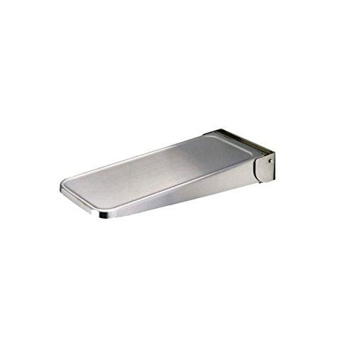 BOB 287 Stainless Steel Folding Utility Shelf ()