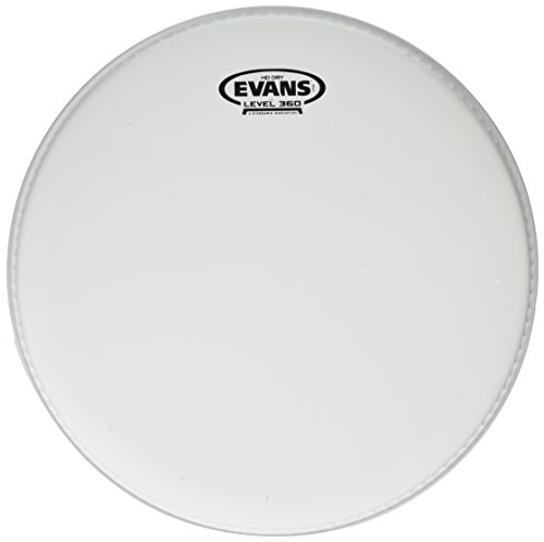 (Evans Genera HD Dry Snare Drum Head, 12