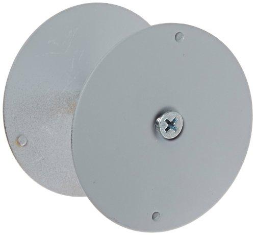 Filler Plate Coated (Don-Jo BF 161 Steel Hole Filler Plate, Prime Coated, 2-5/8