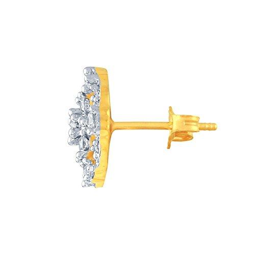 Giantti Diamant Boucle d'oreilles pendantes Femme (0,63CT, VS Clarté, Gh-colour)