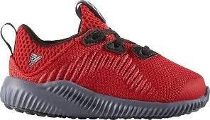 adidas alphabounce i - Zapatillas deportivaspara niños, Rojo - (ESCARL/AZUL/NEGBAS), 20