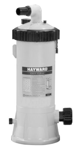 Easy Clear Cartridge - Hayward C550 Easy-Clear Filter 55-Square-Foot