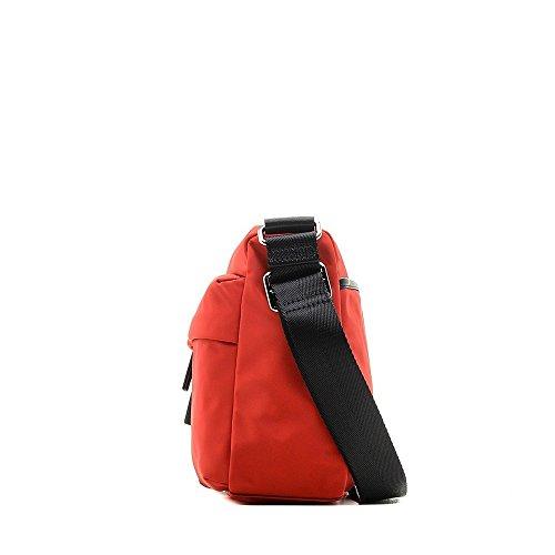Red Donna a spalla Tracolla Mara Rosso Borse Mandarina 20g Duck Hunter wnqz4xIY