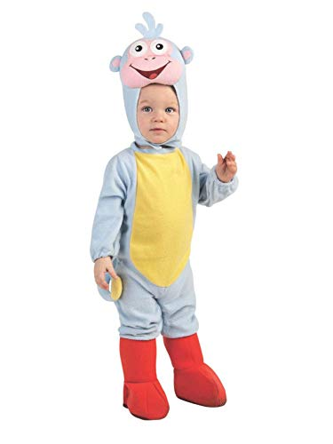 Infant Romper Boots Costume - Dora the