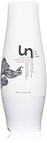 Deep Hydrating Hair Masque (Unwash Hydrating Masque Hair Treatment: Professional Deep Conditioning Hydration Cream Mask, 6.4 oz)