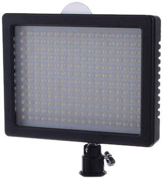 Bestlight 216 LED Dimmable Ultra High Power Panel Digital Ca