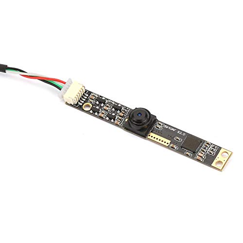 5 Million Pixels 60 Degree Wide Angle Lens USB Camera Module with OV5640 Chip for Security Monitoring Industrial Equipment