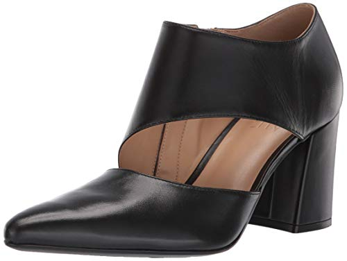 - Naturalizer Women's HODA Shoe, Black, 9 W US