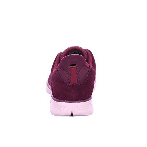 Go BBK Walk Sneaker Rot Skechers Damen 4 fqpw05F