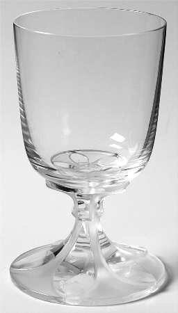 ラリック グラス ヴァランセ Valencay ワイングラス フロステッド クリスタル [並行輸入品] B01B7AGT38