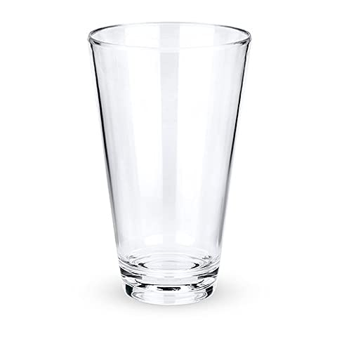 Polycarbonate Pint glass by True - German Drinking Boot