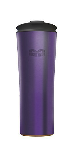 , Purple (Smart Stainless Steel Mug)