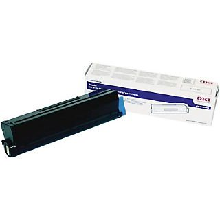 OKI® 43502001 Laser Toner Cartridge for B4500/4600 Series; Black
