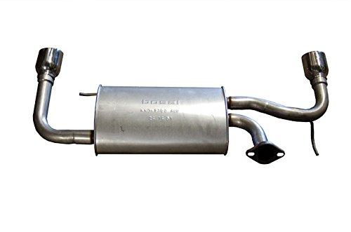Bosal 145-365 Exhaust Silencer Bosal Exhaust Bosal Exhaust