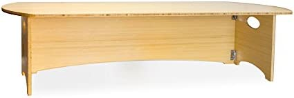 Standee Classic XL Bamboo Stand Up Desk