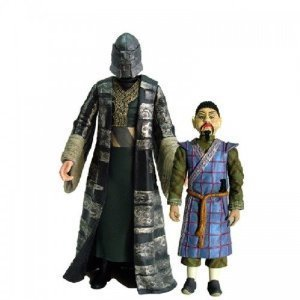 Doctor-Who-Classic-Series-Magnus-Greel-and-Mr-Sin-From-Talons-of-Weng-Chiang-Action-Figure-Set-Includes-Collect-and-Build-K1-Robot-Part-by-Character-Options