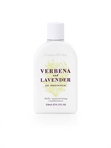 Crabtree & Evelyn Daily Moisturising Conditioner, Verbena and Lavender de Provence, 8.5 fl oz