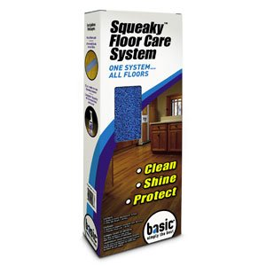 Squeaky B1126-0119 Floor Care System