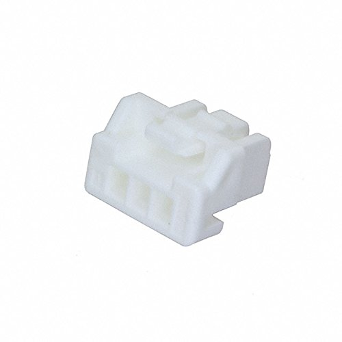 2.0 W/B SINGLE PLUG HSG 3CKT Rectangular Connectors - Housings 502439-0300