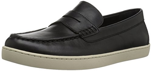 Leather Cupsole Loafer Men's Sneaker Seabeck Boat Penny 206 Black on Collective SFxqBB