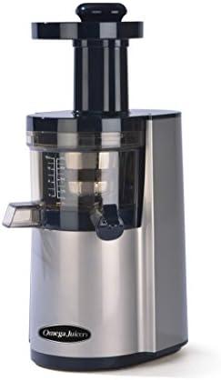 Omega VSJ843RS - Procesador de fruta y verdura (capacidad de 1 ...