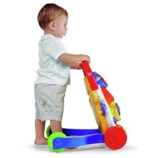 Chicco Baby Steps dactivité Walker.: Amazon.es: Bebé